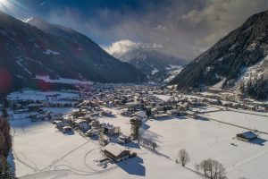 Winter in Mayrhofen