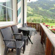 Edelweiss Balkon