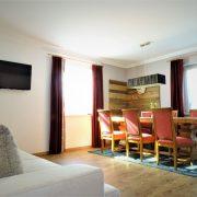 Wohnbereich Apartment Edelweiss