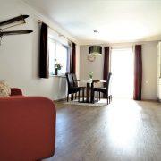 Wohnbereich Apartment Enzian